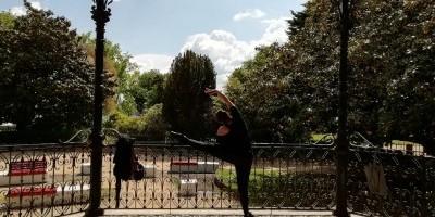 image Danse en extérieur