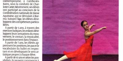 image Concours CND Nouvelle Aquitaine